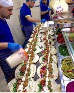 falafel syria