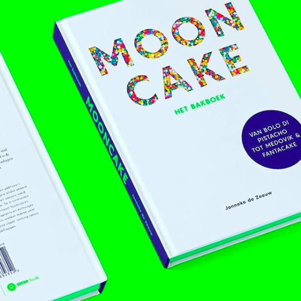 Mooncake - het bakboek